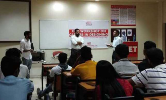 Workshop on 'Careers in Designing'