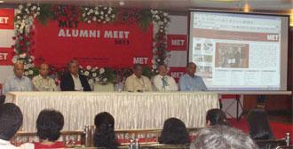 MET Alumni Meet – 2011