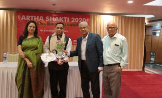 """""""Artha-Shakti"""" Annual Budget Seminar 2020"""