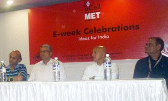 E-week Celebrations @ MET - 2011