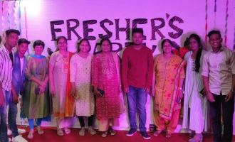 Freshers' Party