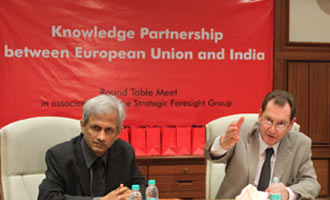 Knowledge partnership between European Union and India