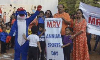 MRV Annual Sports Day 2018