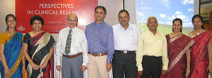 MET IOP's Cutting Edge Seminar 'Perspectives in Clinical Research'