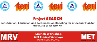 MRV supports Project Search