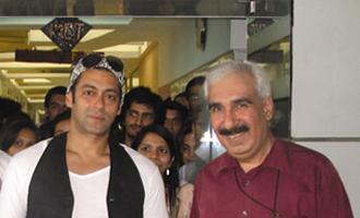 MET Captivates Salman!