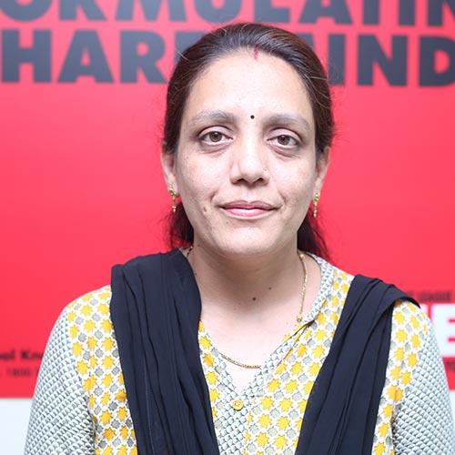 Ms. Abhilasha Sharma