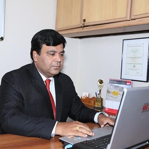 Dr. Abhijit N. Banubakode
