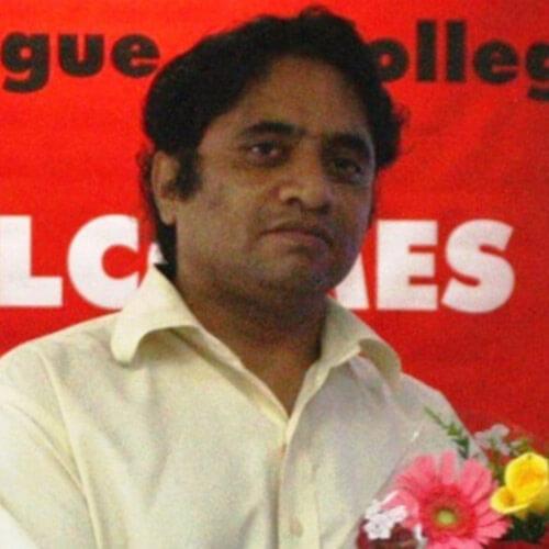 Mr. K. M. Hussain