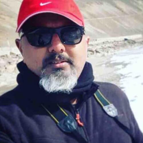 Mr. Kedar Khot