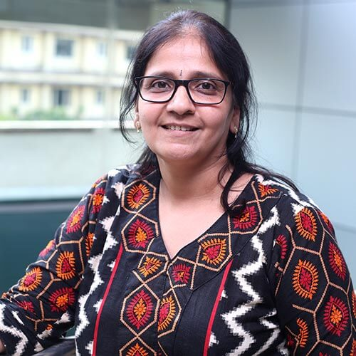 Mrs. Kiran Dube