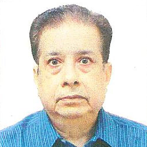 Prof. V. R. Ramakrishnan