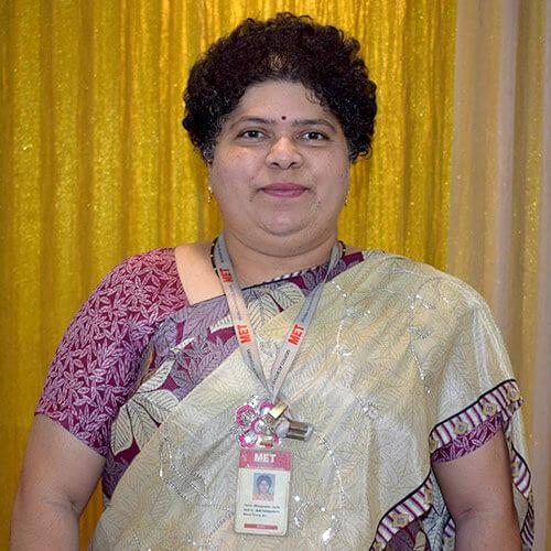 Mrs. Bhagyashri Joshi