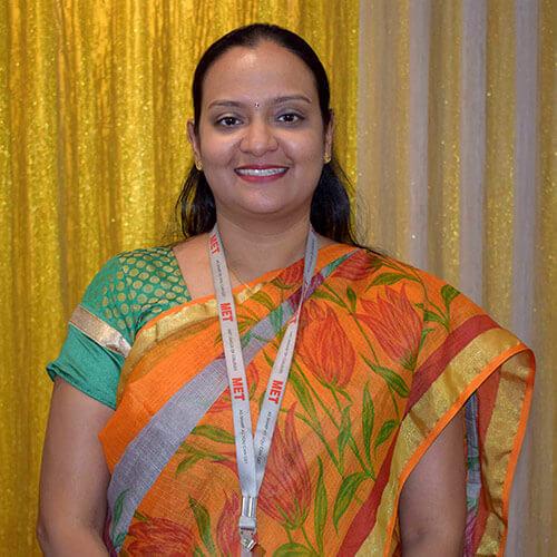 Ms. Vrushali Keer