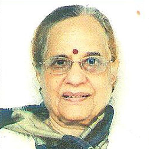 Prof. Mrs. Ramakrishnan