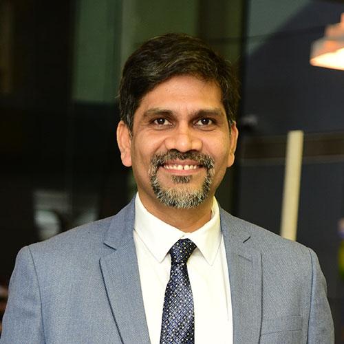 Prof.  Ashish Shrivastava
