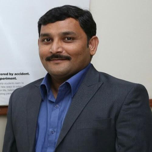 Prof. Omprakash Mandge
