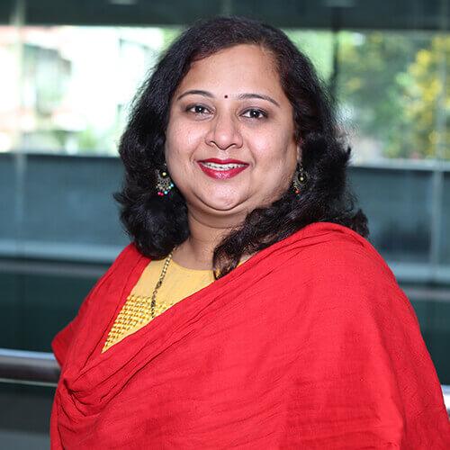 Ruth Vishal D'souza