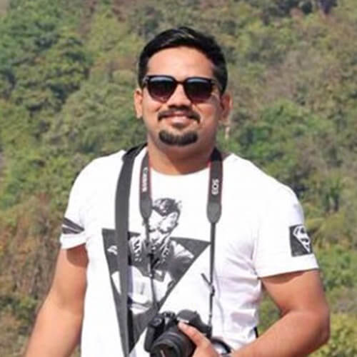 Mr. Sarang Suryawanshi