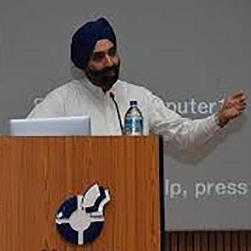 Prof. Satvinder Madhok