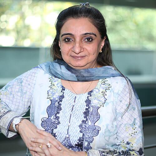Shamsha Isbah Syed