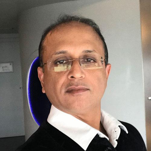 Prof. Suraj Bhadsavle