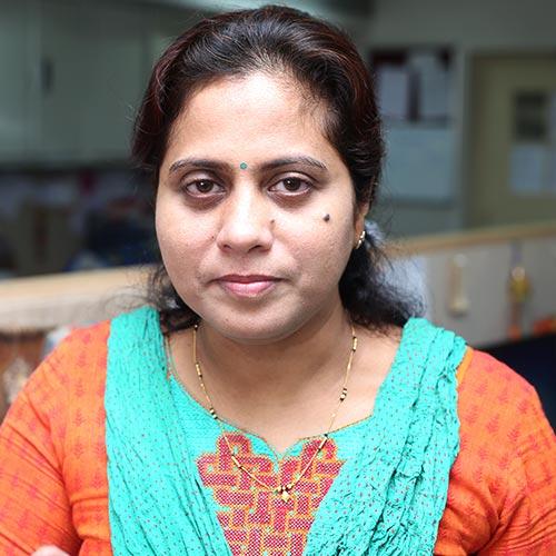 Mrs. Vaishali Malvankar