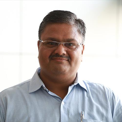 Prof. Milind Joshi