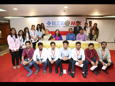 Curious Opening of IEEE Student Branch