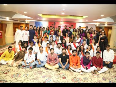 MET Celebrates Gandhi Jayanti