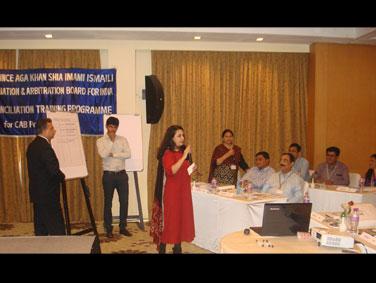 Mediation Skills Training