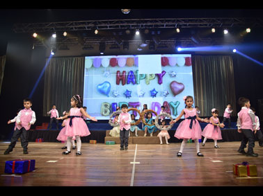MRV Pre Primary Annual Day