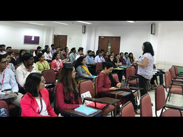 Guest Lecture on Corporate Social Responsibility