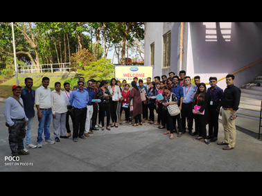 Industrial visit to Silvassa