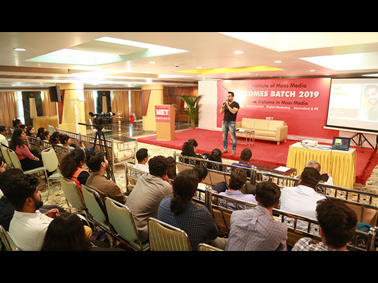 Interactive Session with RJ Salil Acharya