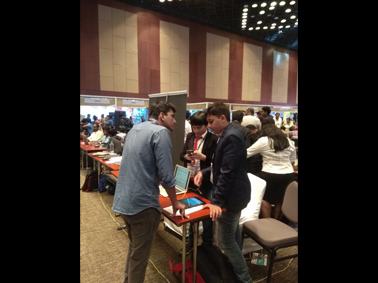 MRV students explore Indian gaming ecosystem