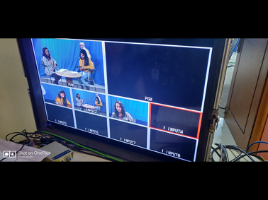 Practical Training: Multi-cam Setup
