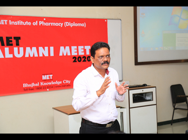 Alumni Meet DPharm