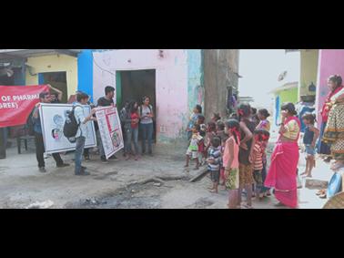 Rural area campaign