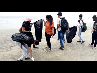 Beach Cleanliness Drive