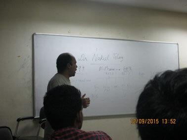 Dr. Nakul Telang