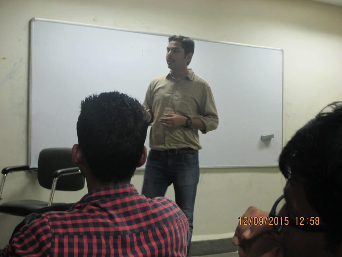 Mr. Nikhil Chavan