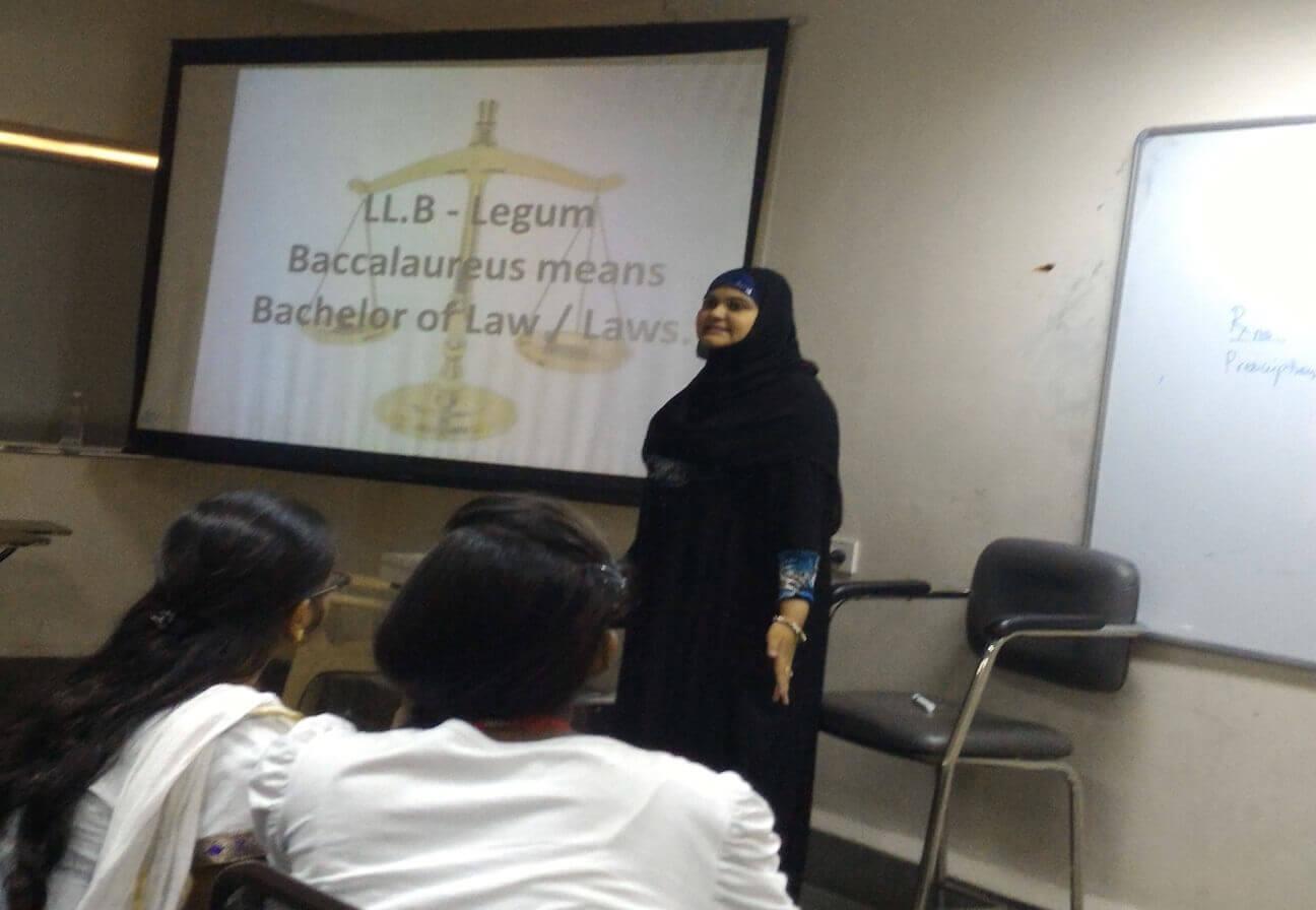 Ms. Hafsa Khan