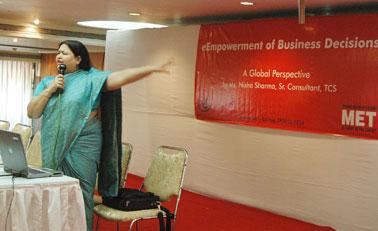 Ms. Nisha Sharma