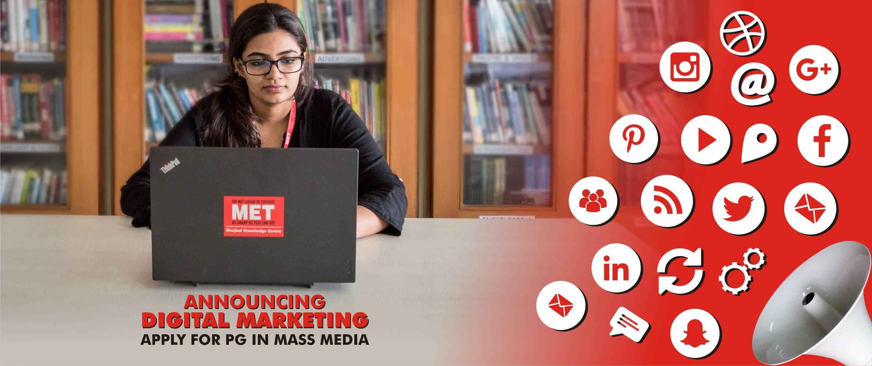 Advanced Diploma in Mass Media (ADMM) - Digital Marketing