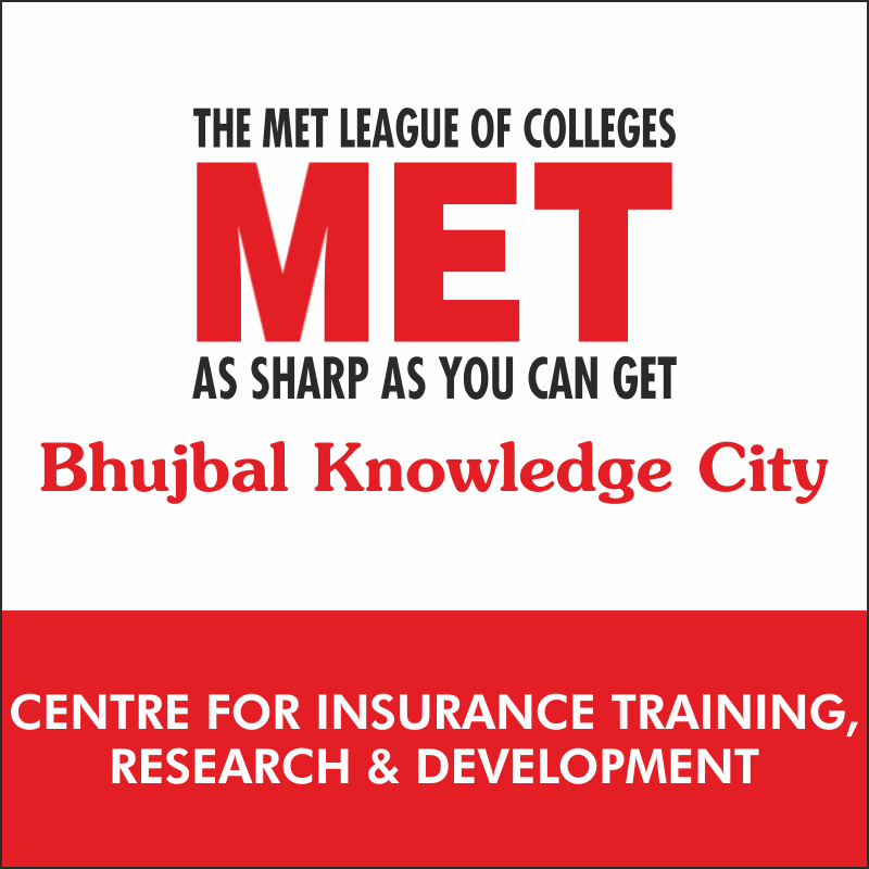 MET Centre for Insurance Training, Research and Development