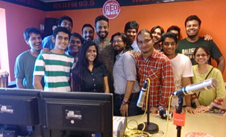Radio with RED FM