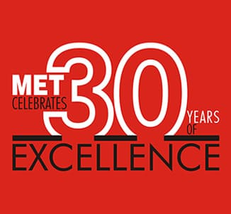 MET: Celebrating 3 Decades